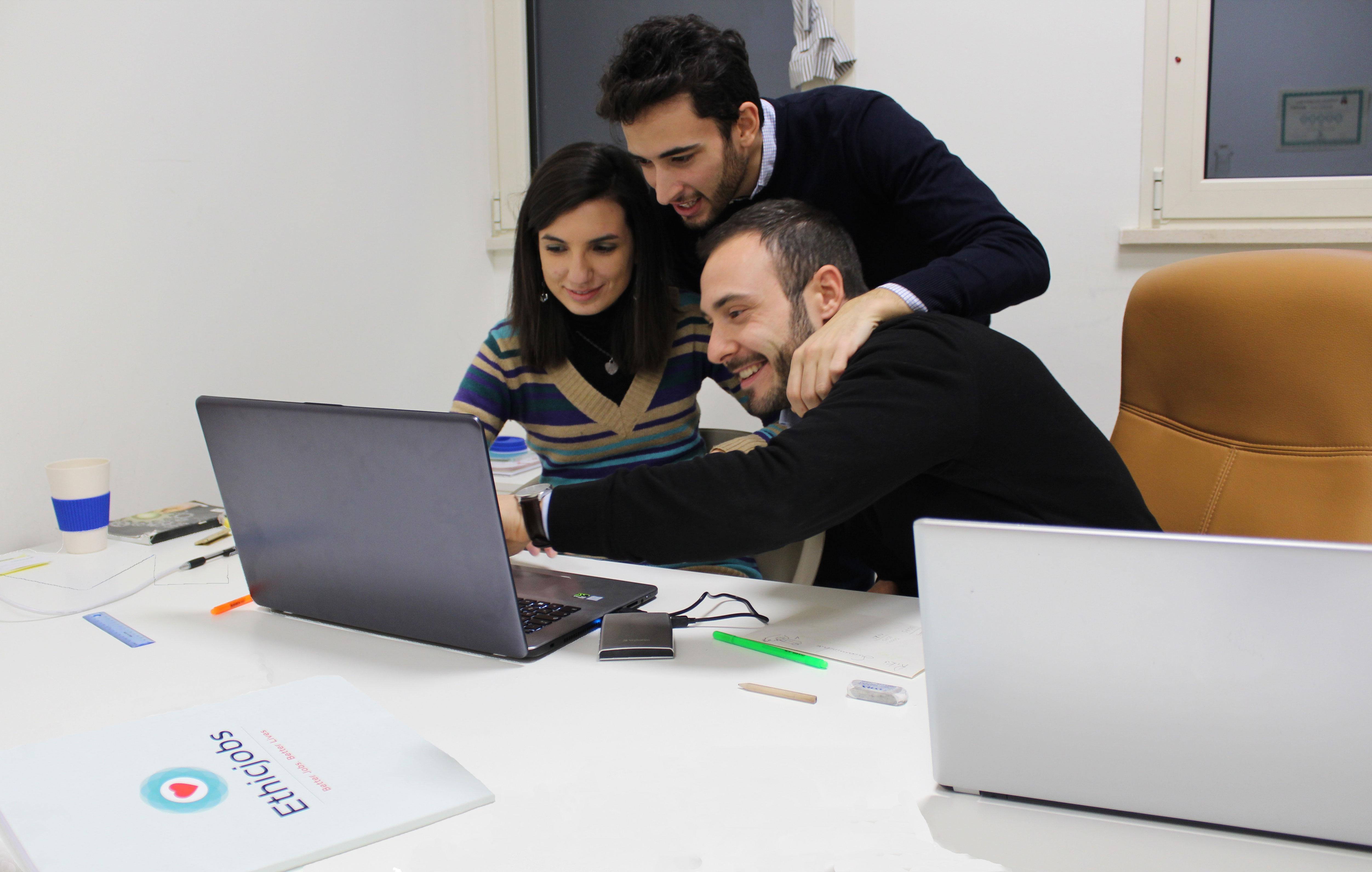 Lavorare bene con Ethicjobs